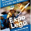 Affiche expo lego sdb 2016